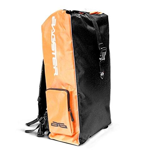 Zaino per la moto KTM 1190 RC8 R Bagster Navigate 5866NO 45 litri nero/arancio