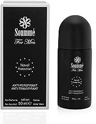 Anti-Transpirant Novel Protection for Men, Roll-on 50 ml - Stoppt starkes Schwitzen