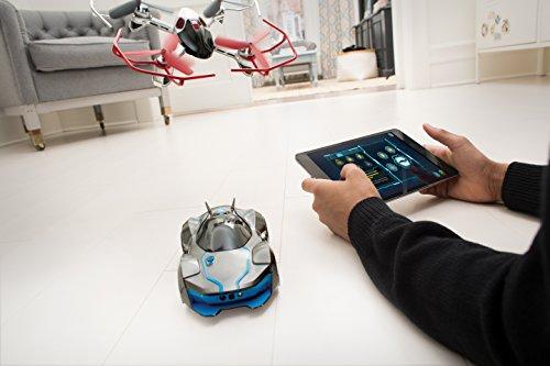 R.E.V. Air, ferngesteuertes Auto und Quadrokopter mit künstlicher Intelligenz - 9