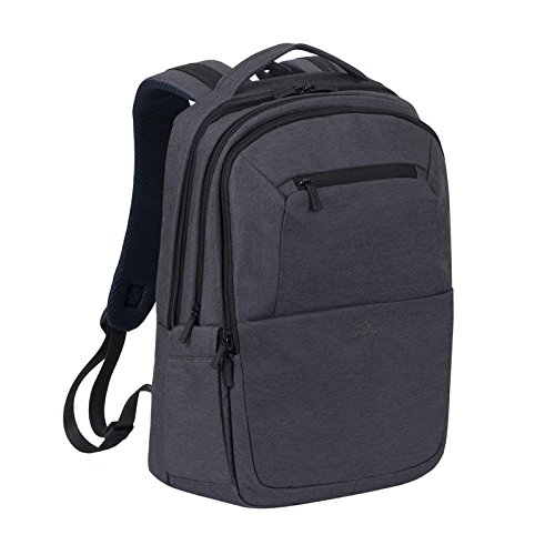 """Preisvergleich Produktbild 'Rivacase 7765Laptop Backpack 16""""–Rucksack für Laptop bis 16, Schwarz"""