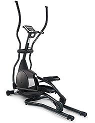 Horizon Fitness Elliptical Ergometer Andes 3, schwarz/ silber, 182 x 65 x 189 cm, 100684