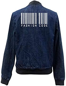 Fashion Code Bomber Chaqueta Gir