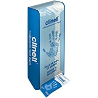 Clinell cahwd mano limpiador dispensador, soporte de pared