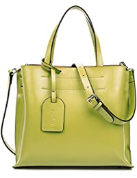 NAWO Leather Designer Handbags Shoulder Tote Top-handle Bag Clutch Purse  for Women on Sale aa36487307472