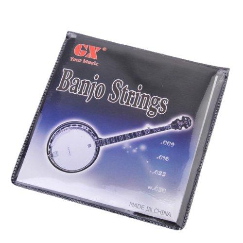 Set 4 Saiten für 4-String Banjo