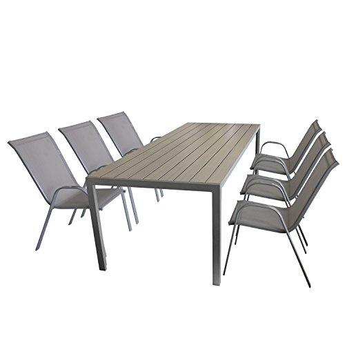 Jardin Salon aluminium acier