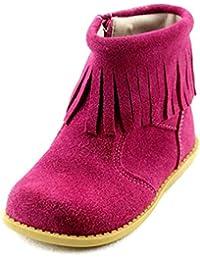 HhGold Bottes d hiver pour Enfants, Bottes Chaudes pour Filles, Bottines de  Neige à Franges, Chaussures décontractées de Martin,… a0b4f868699f