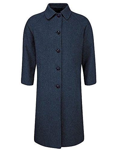 Beau Brummel Overcoat da applicare in maglia invernale, tessuto misto