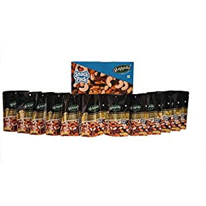 Happilo Premium International Healthy Nutmix, 35g (Pack of 12)
