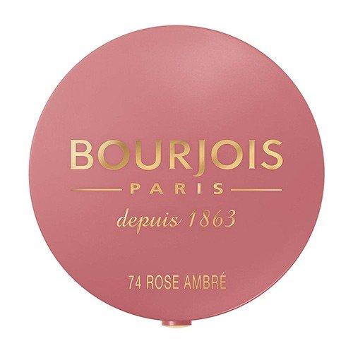 Bourjois Blush Pot Round (Bourjois Little Round Pot Blusher - 74 Rose Ambre)