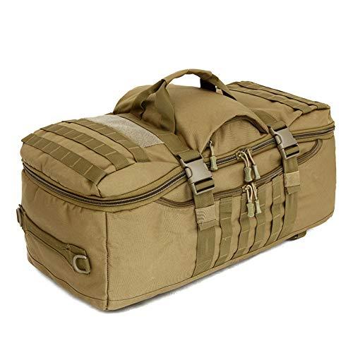HUIHUAN Wanderrucksack für Herren, 75L wasserdichte Reiserucksäcke, Outdoor Sports Daypack, geeignet für Camping Touring Bergsteigen