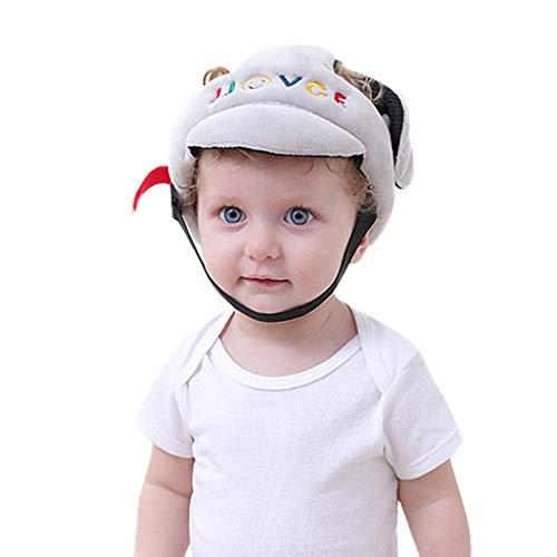 Lazzboy Baby, Kleinkind Kopfschutz Schutzhelm Antikollisionsschutz Sicherheit Sport Säugling Kopfschutzhut Weicher Helm Antikollisions Deckel(C)