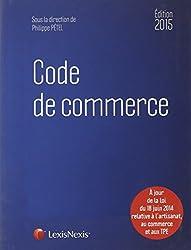 Code de commerce 2015