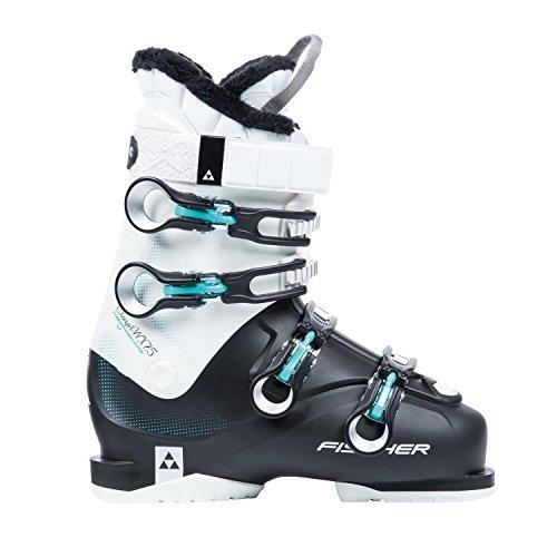 Damen Skischuhe Fischer Cruzar W X7.5 MP25,5 EU39,5 weiß/schwarz Modell 2018 (Damen 100 Skischuhe)