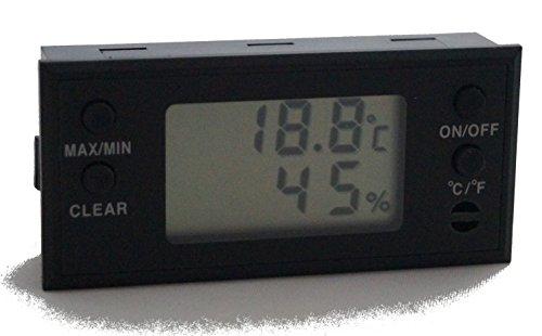 GERMANUS - Igrometro digitale, humidor E2