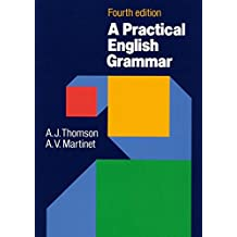 A Practical English Grammar (4th Edition) (Paperback)