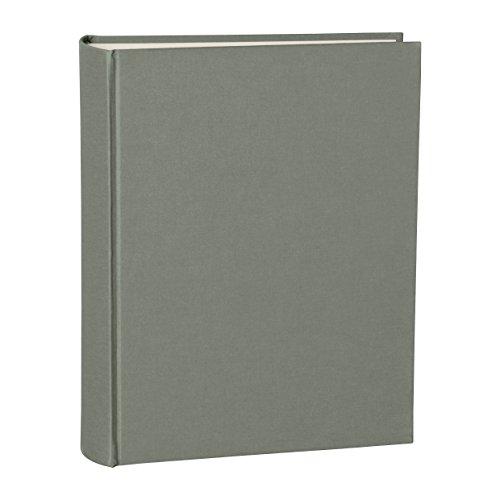 Semikolon (351032) Album Large grey (grau) - Foto-Album mit 130 Seiten - Cremeweißer Fotokarton mit...