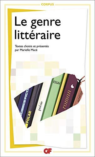 Le genre littéraire