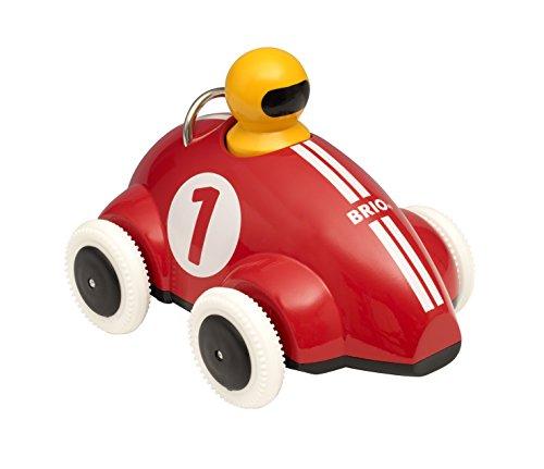 BRIO 30226 - Push & Go Rennwagen Spielzeugauto