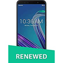 (Renewed) Asus Zenfone Max Pro M1 (Black, 64 GB) (4 GB RAM)   5000 mAh Battery (Black)