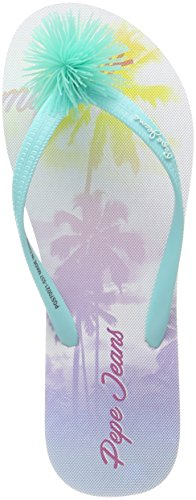 Pepe Jeans Beach Palms, Tongs Fille