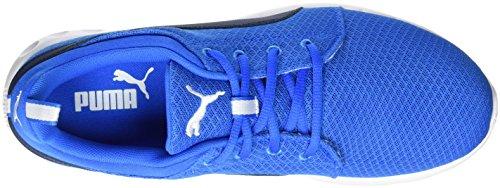 Puma Herren Carson Mesh Laufschuhe Blau (Electric Blue lemonade-PEACOAT 02)