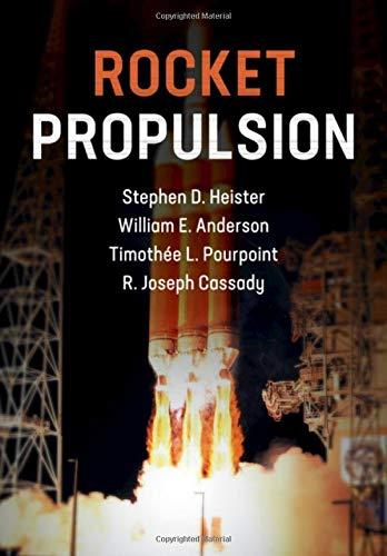 Rocket Propulsion (Cambridge Aerospace Series)