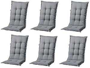 6 x 8 cm luxus hochlehner a 046 uni grau. Black Bedroom Furniture Sets. Home Design Ideas