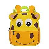 AOCT SHOP-Backpack Schultasche-Jungenmädchenrucksack der Kinder, nettes Kaninchentiermuster, wasserdichtes Taschenkuhmuster des tauchenden Materials