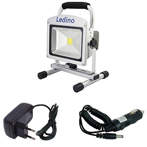 LED-Akkustrahler  <strong>Leuchtmittel</strong>   LED