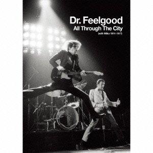 Preisvergleich Produktbild Dr. Feelgood - All Through The City (With Wilko 1974-1977) (2CDS+DVD) [Japan LTD CD] TOCP-71285 by Dr. Feelgood (2012-05-15)