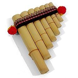 Mystery Mountain Mini-panflöte, Einfach Zu Verwendende, Peruanische Antara-panflöte Musikinstrument, Fair-trade-produkt