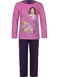 Violetta pyjama en coton long du 6 ans au 12 ans