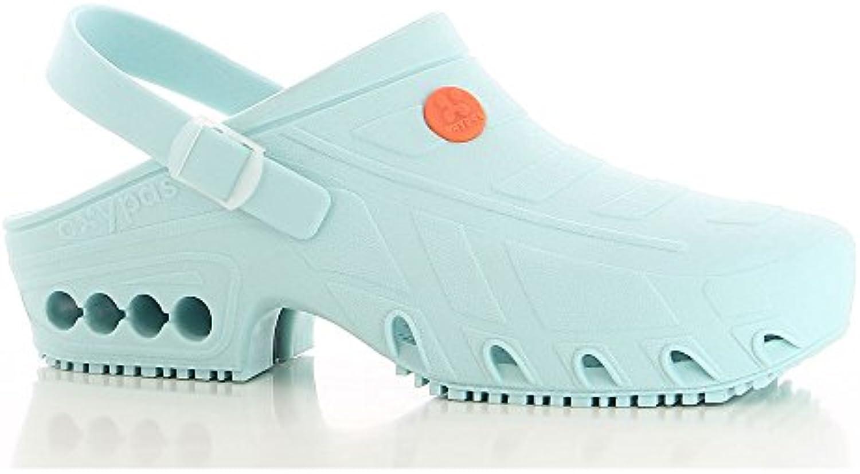 oxypas oxyclogj4601lbl oxyclog autoklavierbar SRA Clog 2018 Letztes Modell  Mode Schuhe Billig Online-Verkauf