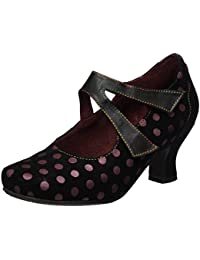 Laura Vita Damen Candice 21 Mary Jane Halbschuhe