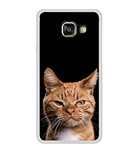 ifasho Designer Phone Back Case Cover Samsung Galaxy A7 (6) 2016 :: Samsung Galaxy A7 2016 Duos :: Samsung Galaxy A7 2016 A710F A710M A710Fd A7100 A710Y :: Samsung Galaxy A7 A710 2016 Edition ( I Am the One Quotes )