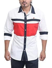 PP Shirts Men Linen Casual Shirts