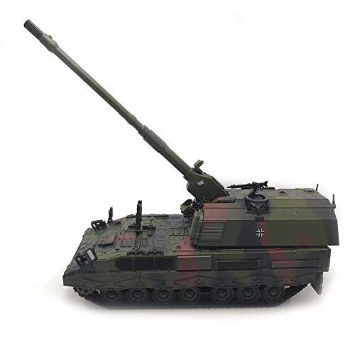 HQYSHIJIN Deutschland Panzerhaubitze 2000 Haubitze Typ a Modell Mit Selbstantrieb,Größenverhältni(1:72)