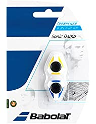 Sonic Damp Tennis Dampener Blue and Yellow by Babolat
