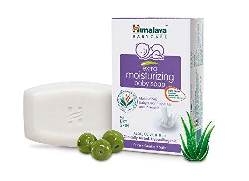 Himalaya Moisturizing Baby Soap 125gm
