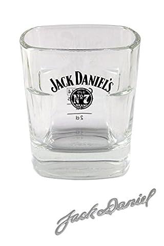 1 original Jack Daniel's Whiskeyglas Old No. 7 - Whiskey Tumbler