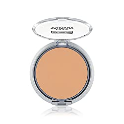 (3 Pack) JORDANA Perfect Pressed Powder - Golden