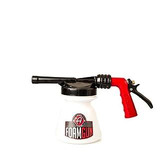 Adam 's Polishes Standard-Schaum-Pistole, produziert dicken, schaumigen Schaum für die Autowäsche–Verwendung mit regulärem Gartenschlauch– mit Spaß und auf effiziente Weise Ihr Fahrzeug zu einzuschäumen