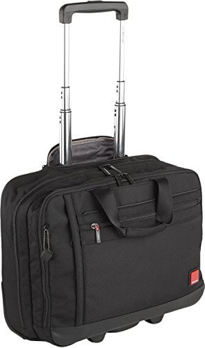Hedgren Red Tag Business Trolley 15,6 Zoll Rotor 003 black