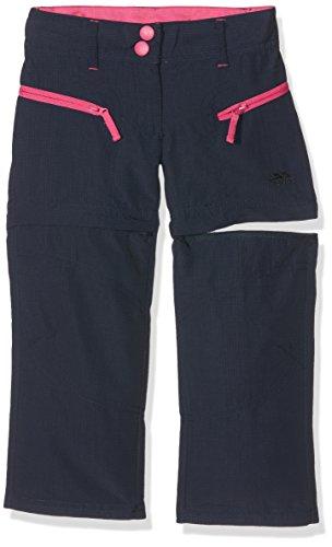 Trespass Jostle Wasserabweisende Hose mit UV-Schutz und abnehmbaren Hosenbeinen für Kinder / Mädchen 2-12 Jahre