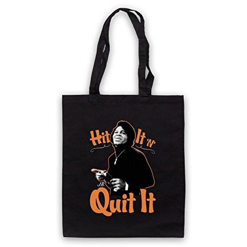 Inspire par James Brown Hit It N Quit It Officieux Sac d'emballage