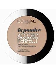 L 'Oréal Paris Make Up Designer Vereinbarung perfekt Make Up Puder Gesicht