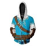 Sweatshirt Homme Manteau d'impression 3D Manches Longues à Capuche Hoodie...