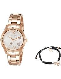 Esprit Damen-Armbanduhr Analog Quarz Edelstahl ES108872003