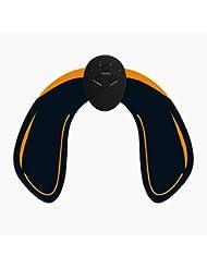 Lncpda Entrenador De Tóner De Glúteos Recargable USB, Estimuladores De Cadera para Hombres, Glúteos Eléctricos, Forma Las Caderas En Preparación para El Cuerpo De Verano,A